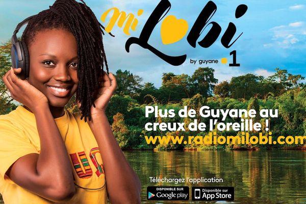 Radio Mi Lobi avec Luisinette