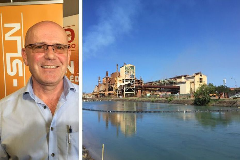 SLN : le nouveau directeur général veut renouer avec les bénéfices - Nouvelle-Calédonie la 1ère