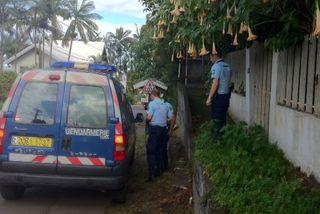 recherche gendarmerie enlèvement Tampon