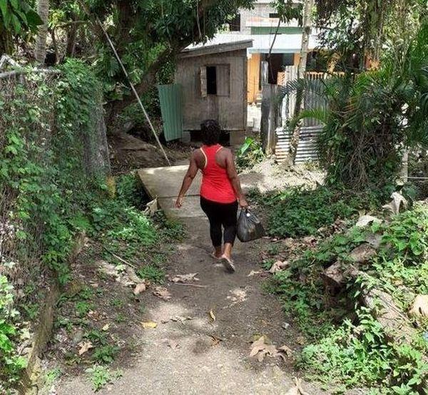 Sainte Lucie assistance alimentaire