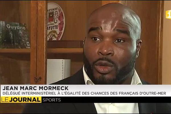 Un boxeur à l'égalité des chances, Nomination applaudie à Tahiti