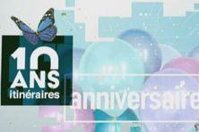 Itinéraires fête ses 10 ans