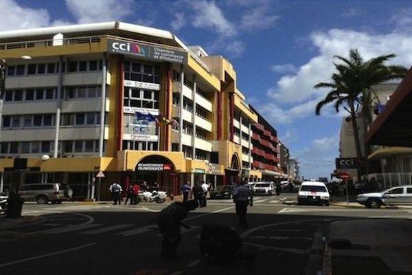 Chambre de Commerce et d'Industrie de Nouméa