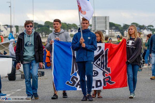 Calédoniens aux championnats de France espoirs d'extrême glisse