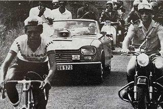 Tour cycliste
