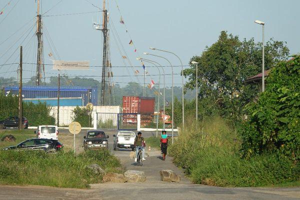 Route du Port