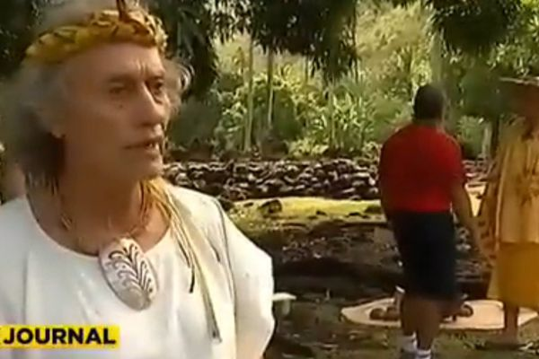 """L'association """"Te Hau Pahu Nui"""" valorise le patrimoine polynésien"""