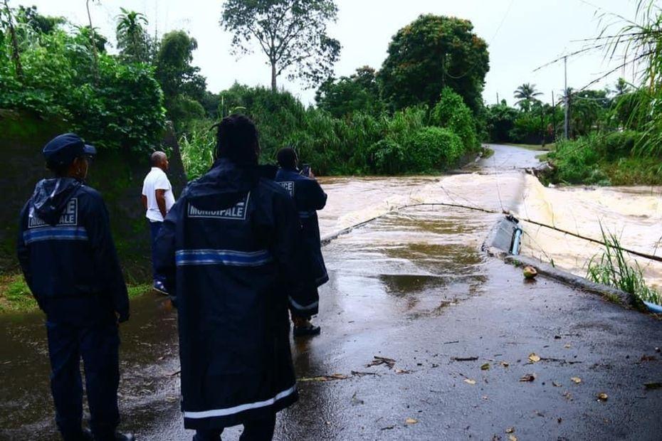 Intempéries de mi-novembre : reconnaissance de l'état de catastrophe naturelle, pour 4 communes - Guadeloupe la 1ère