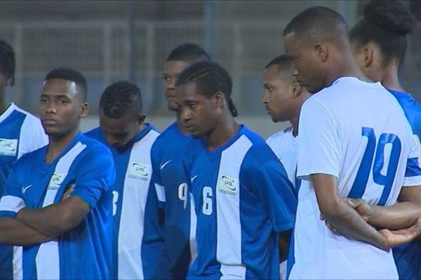 Football regroupement de la sélection