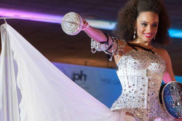 La tenue de Miss France prévue pour le concours Miss Univers