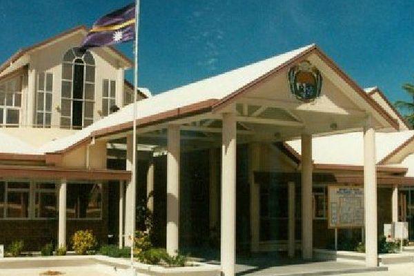Parlement de Nauru