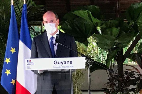 Jean Castex Premier ministre