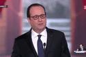 """""""Le SMA va être expérimenté en métropole"""", annonce François Hollande"""