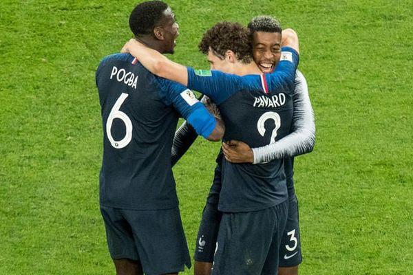 Joueurs équipe de France