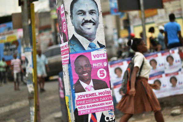 Elections en Haïti : la reprise d'un long processus émaillé de crises