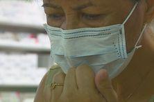 Le gouvernement pourrait encadrer le prix des masques en cas d'introduction du virus.