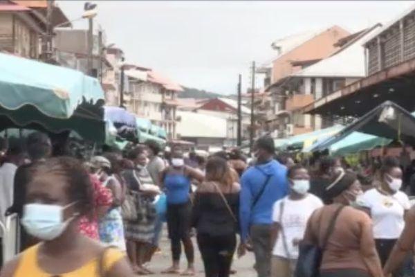 Coronavirus : la Guyane sort de la seconde vague