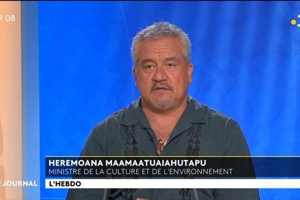 Heremoana Maamaatuaiahutapu : « concernant l'affaire des bonbonnes de gaz, il y a eu de gros dysfonctionnements »