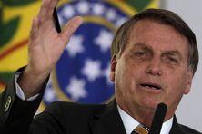 Avec la défaite de Donald Trump, climatosceptique comme lui, le président brésilien Jair Bolsonaro a perdu son plus grand allié.