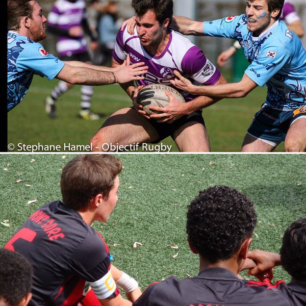 Sportif, Stanislas fait du foot et du rugby