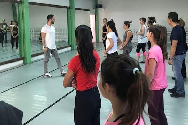 master class danse avec les stars