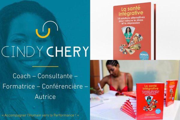 Cindy Chéry / livre / bien-être