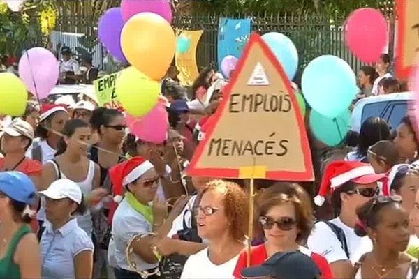 Manifestation FDPE