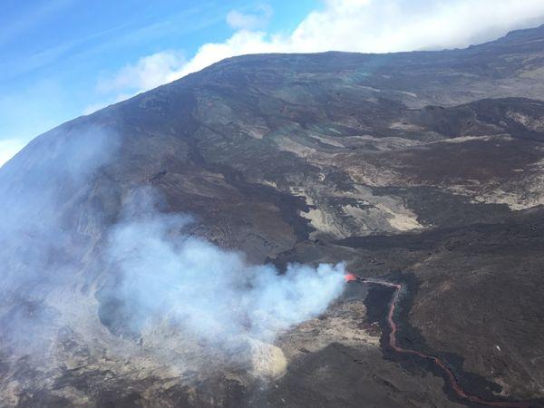 Eruption 19 février 2019