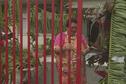 Annick Girardin visite le foyer  Pu O te Hau
