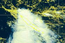 L'ensemble de la Nouvelle-Calédonie connaît un fort épisode pluvieux ce mardi 4 mai.
