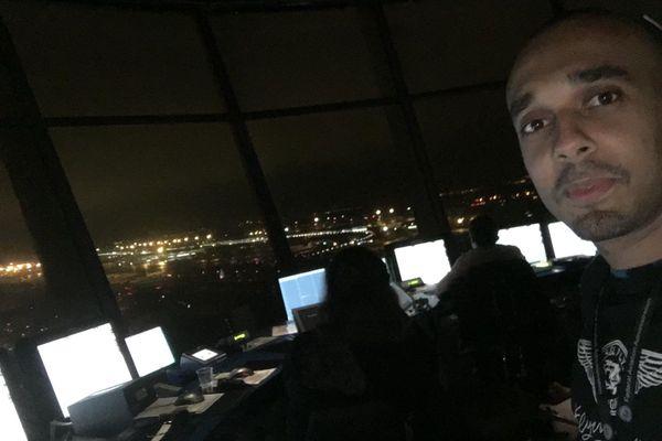 Jean-Yves Jacaria conrôleur aérien à Roissy