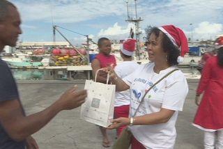 Noël des marins-pêcheurs Port Est et Ouest 241218