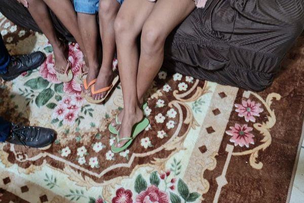 """Les 3 adolescentes à leur domicile violées par leur """"beau père"""""""