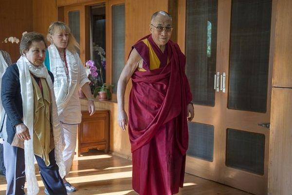 Dalaï-Lama Nobel Inde