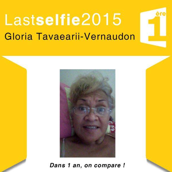 Gloria Tavaearii-Vernaudon