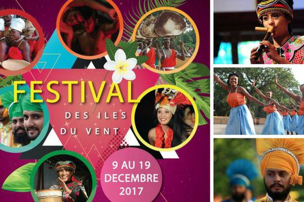 Festival des iles du vent 2017