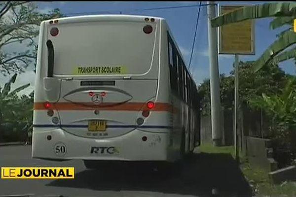 Un garçon de 11 ans, victime d'un accident en sortant du bus scolaire