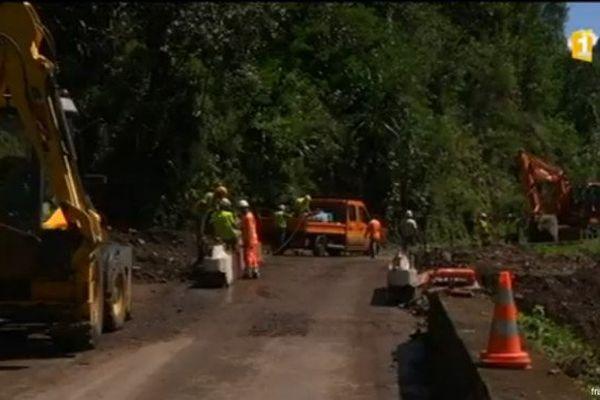 20160228 Route de Cilaos