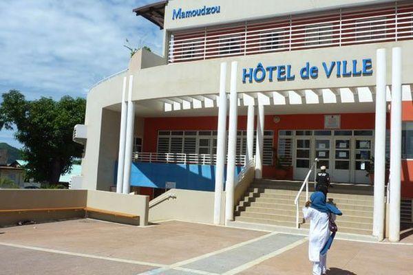 mairie de Mamoudzou