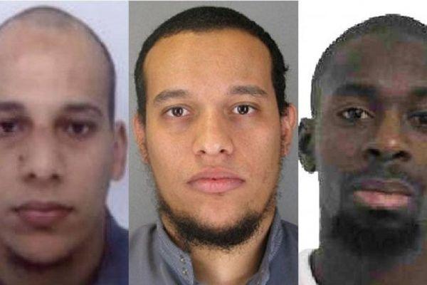 Les trois suspects