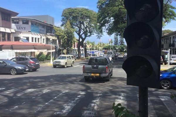 La panne de courant a entraîné une perturbation du trafic sur l'agglomération urbaine