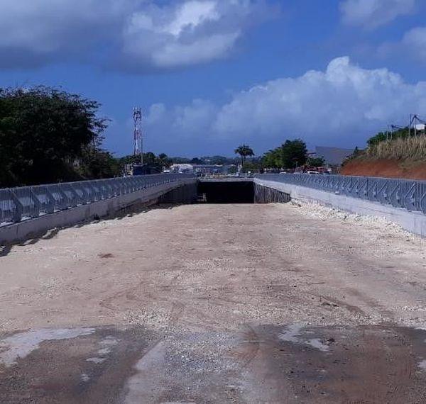 passage souterrain à gabarit réduit (PSGR) de Perrin