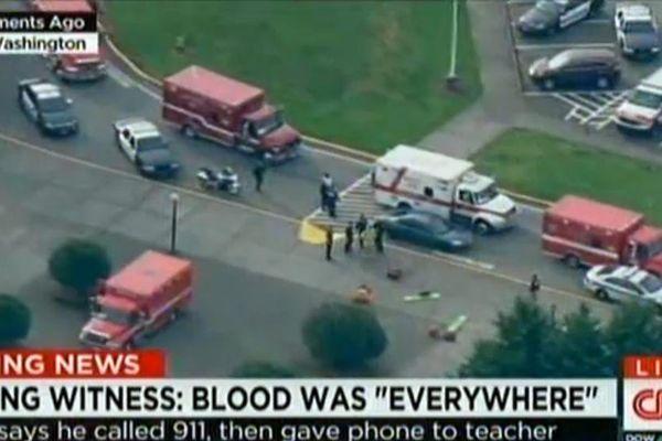 Etats-Unis : fusillade mortelle dans un lycée près de Seattle