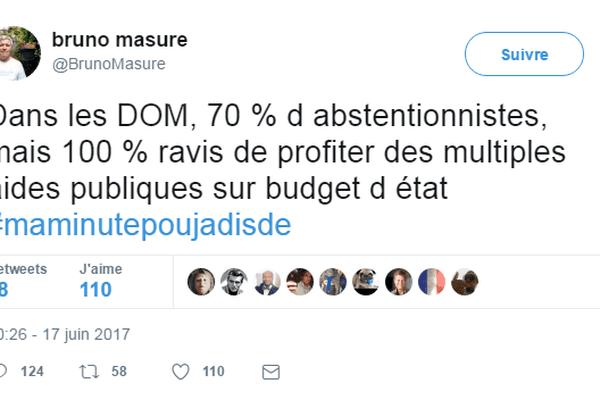 Tweet Masure