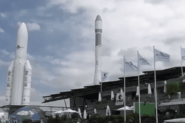 Arianespace au Bourget