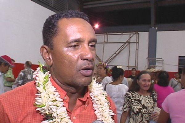 Tearii Alpha gagne la mairie de Mataiea