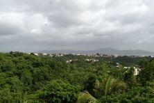 Mauvaise qualité de l'air au dessus de la Martinique