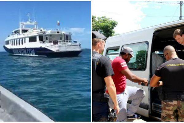 Mayotte bateau + expulsions
