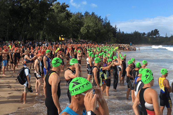 Championnats du monde de triathlon : 6 polynésiens sur la ligne d'arrivée