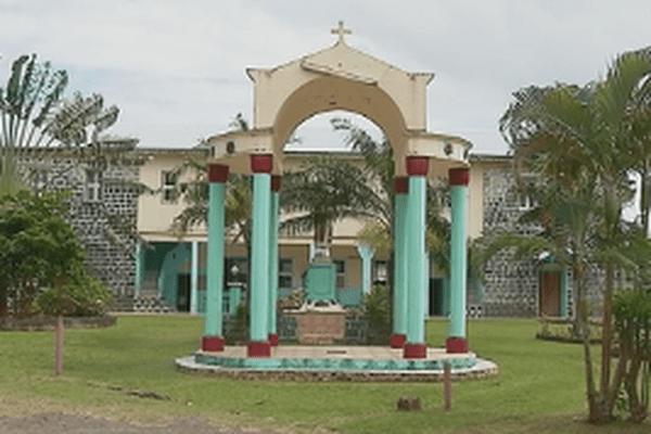 Le mausolée de Lano à Wallis